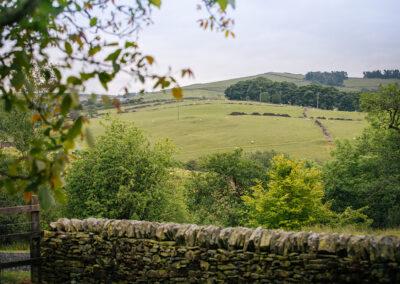 View across Harrop Valley