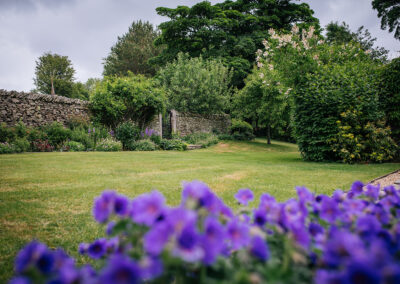The garden at Further Harrop
