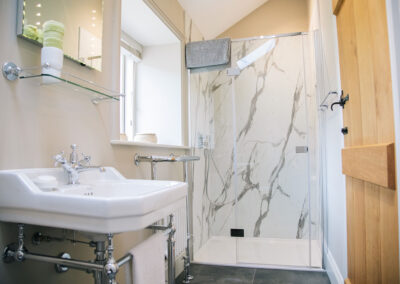 ensuite in the Master Bedroom