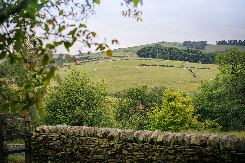 stunning Peak District countryside to explore