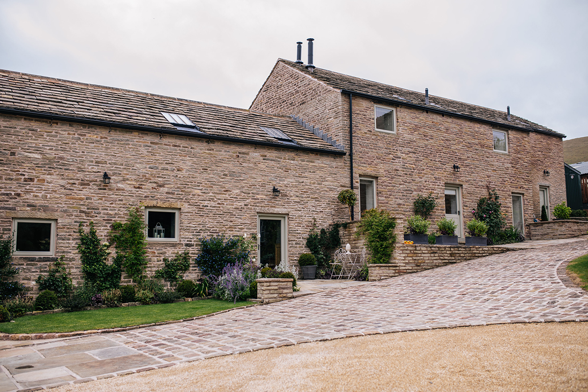 the Cottage, the Nook and the new business facilities